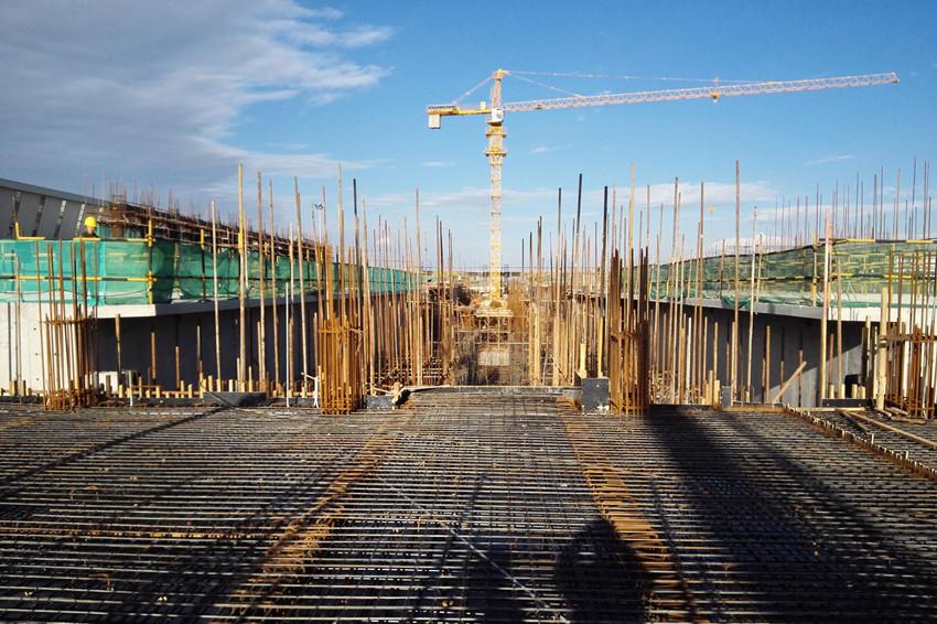 局宁东供水二期第二组20万方沉淀池滤池工程Ⅰ标段项目进展顺利