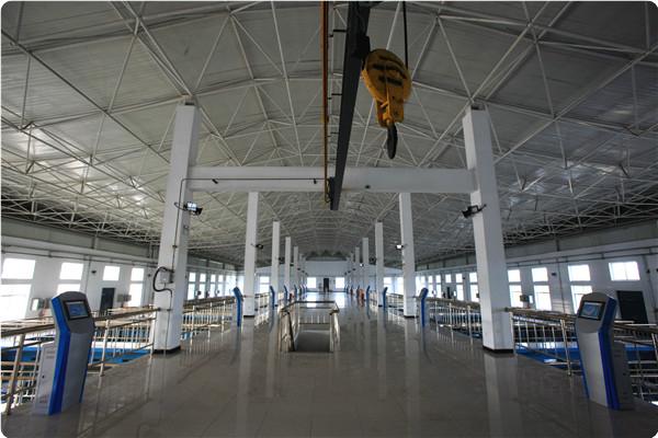 宁东一期供水净配水厂2#滤站