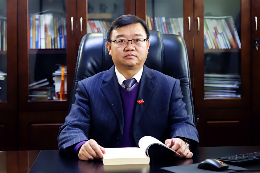 总工程师 张兴凯