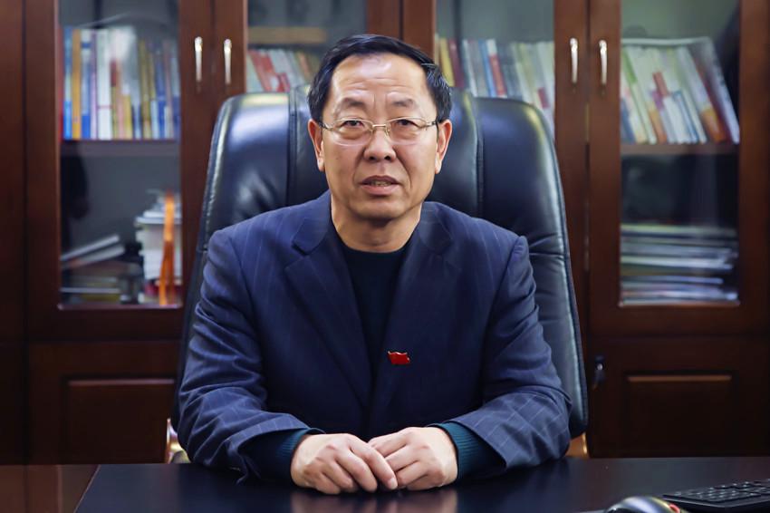 纪委书记、工会主席 柴兴旺