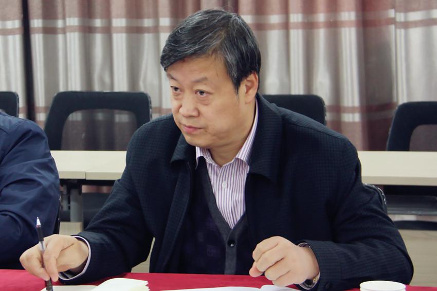 水利厅党委副书记 副厅长白耀华一行莅临我局调研指导工作