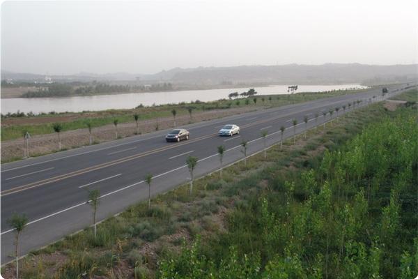 贺兰县黄河标准化堤防工程