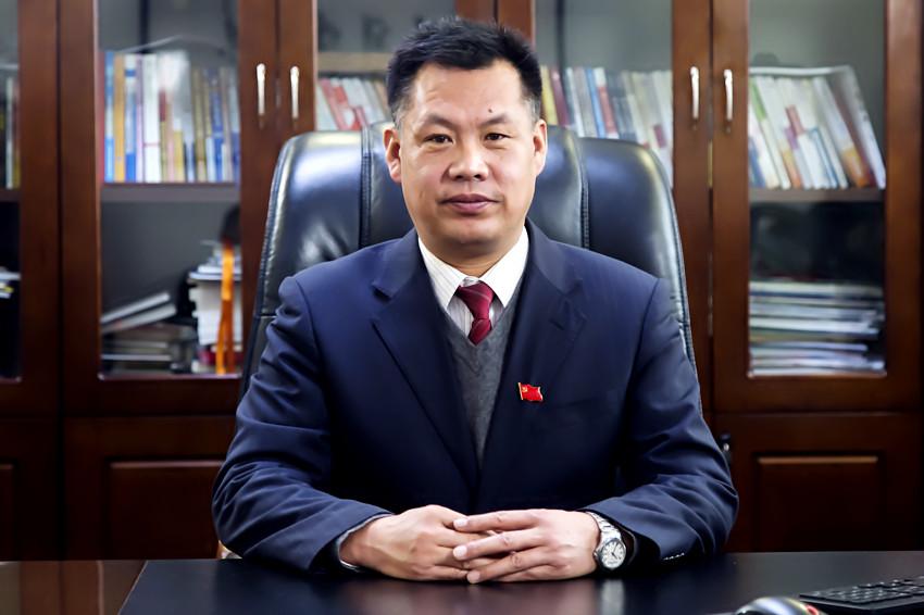 纪委书记、工会主席 许志军